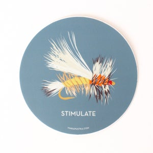 Image of Stimulate Sticker