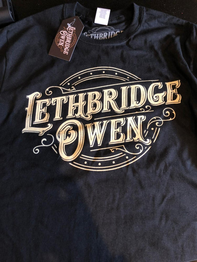 Image of Official Lethbridge Owen Cotton T-Shirt