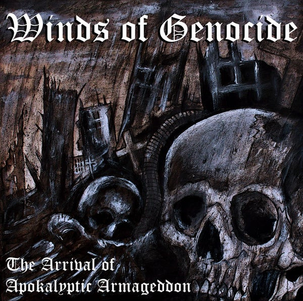 Image of Winds of Genocide - The Arrival Of Apokalyptic Armageddon