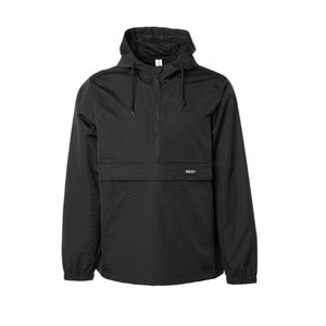 Image of 90East Geneva Pullover Jacket Black