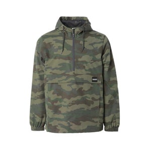 Image of 90East Geneva Pullover Jacket Camo