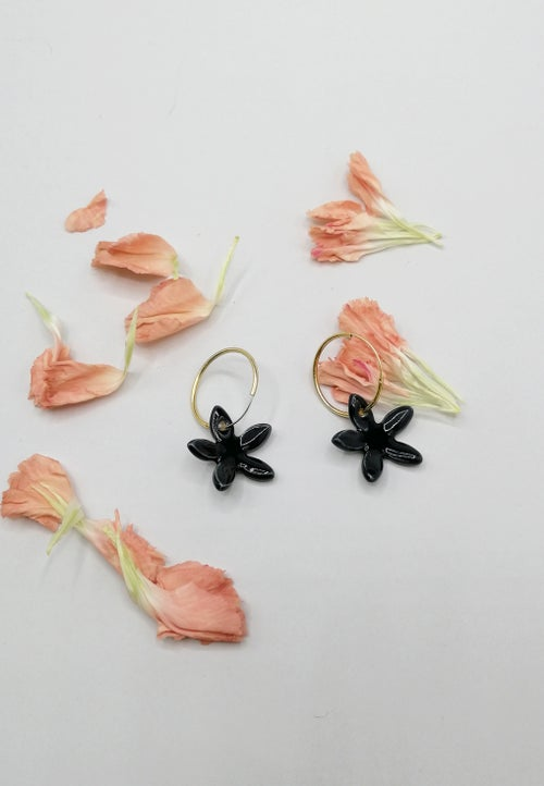 Image of PENDIENTES AROS LILY