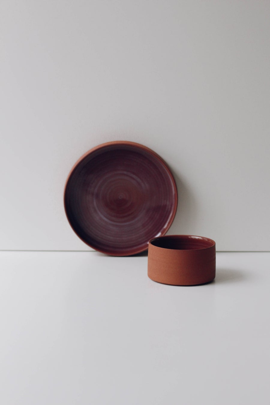 Image of Serving Platters Terracotta