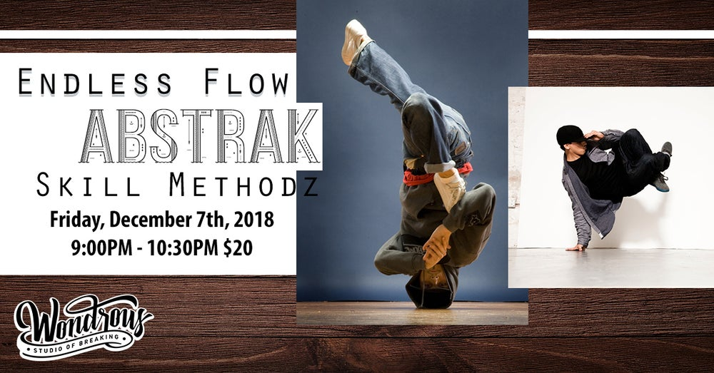 Image of Endless Flow with Abstrak (Skill Methodz)