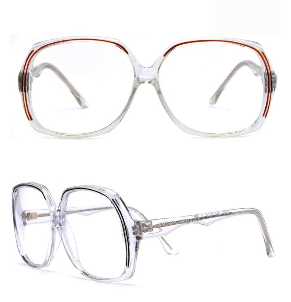 Image of Clear Gladys Frames