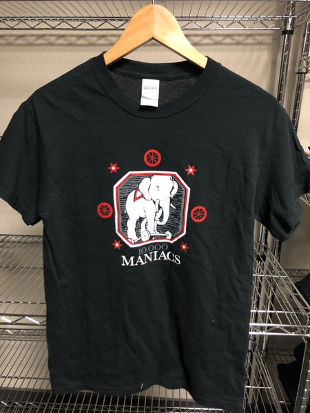 "Image of Short Sleeve T-Shirt (""Blind Man's Zoo"")"