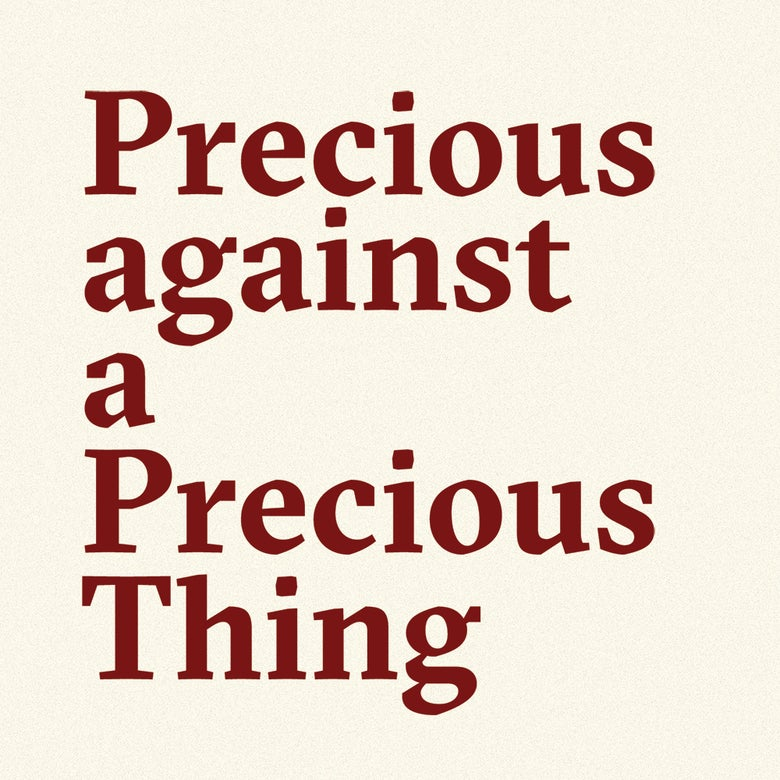 Image of Michael Field - Precious against a Precious Thing