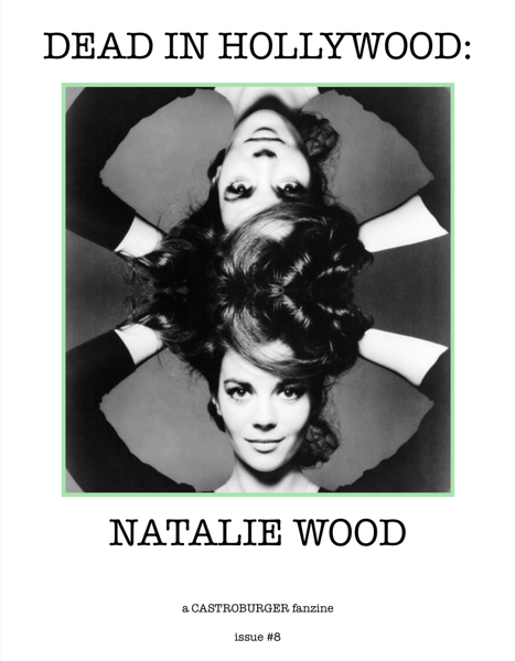 Image of Dead in Hollywood: Natalie Wood (Issue #8)