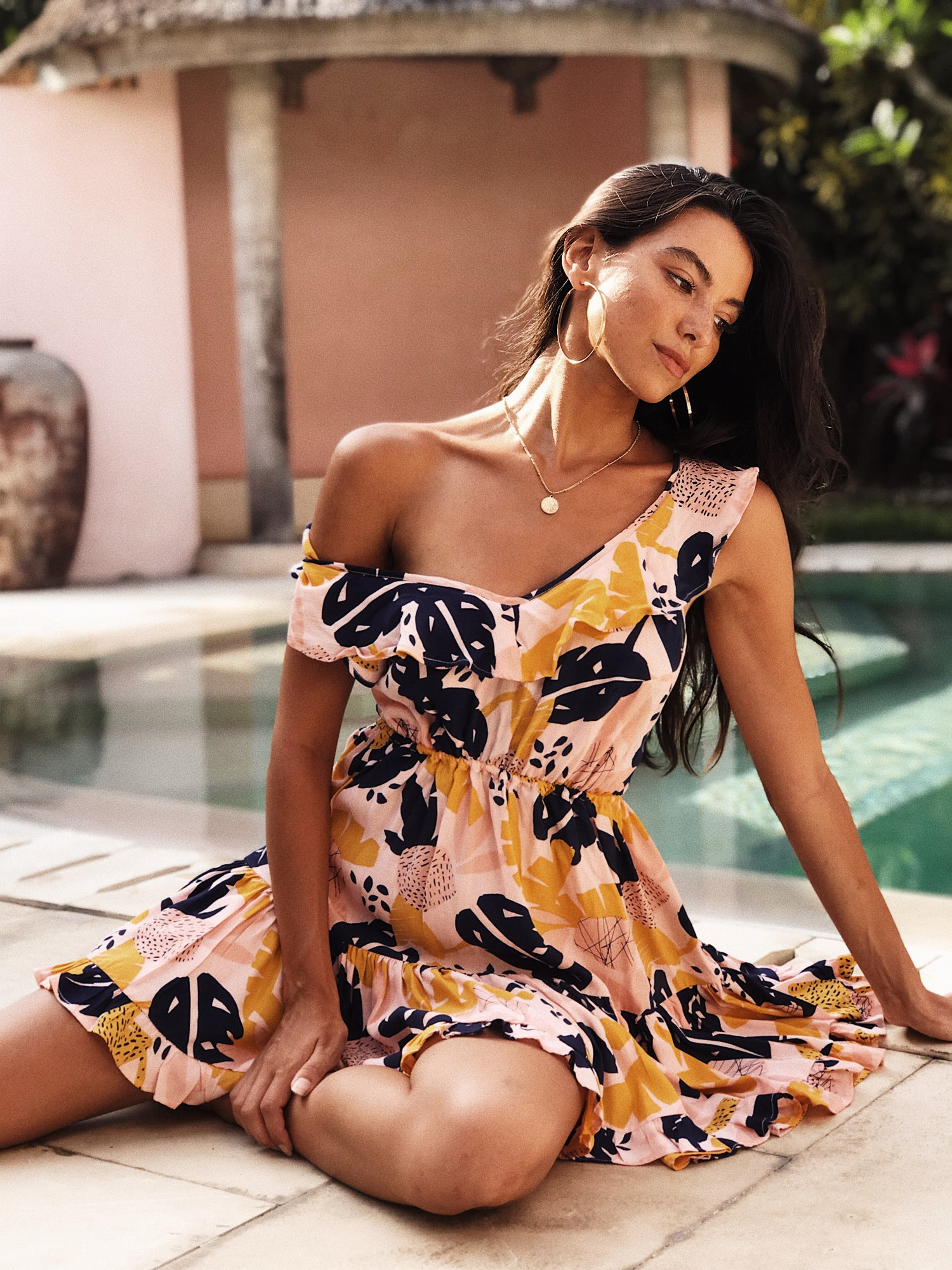 Image of CANCUN DRESS - FLORIPA