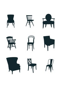 Image of Chair collection