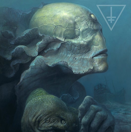 """Image of Drowning the Light - """"Cursed Below the Waves"""" CD"""