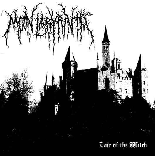 "Image of Moon Labyrinth - ""Lair of the Witch"" CD"