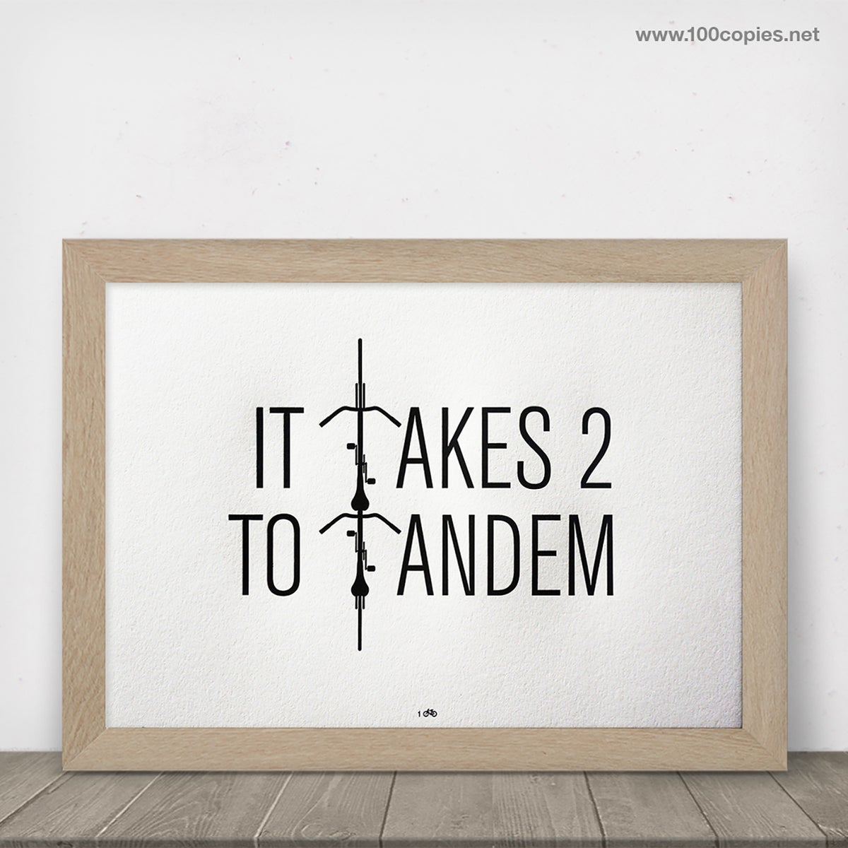 Image of 33 - It Takes 2 To Tandem