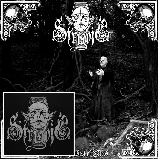 """Image of Special 1 - Strigoii - """"The Oldest of Blood"""" CD"""