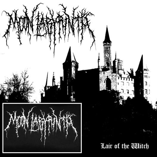 "Image of Special 1 - Moon Labyrinth - ""Lair of the Witch"" CD"