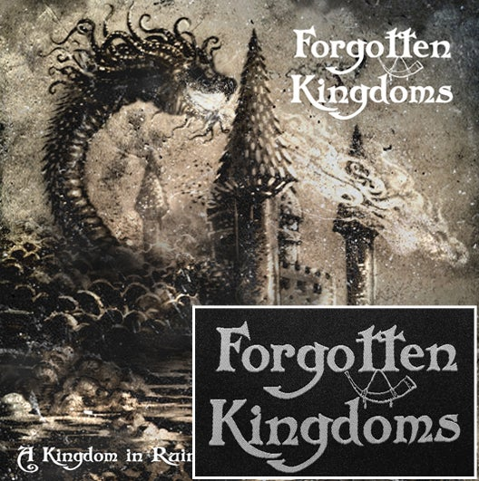"Image of Special 1 - Forgotten Kingdoms - ""A Kingdom in Ruin"" CD"