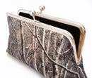 Image of Silver birch clutch