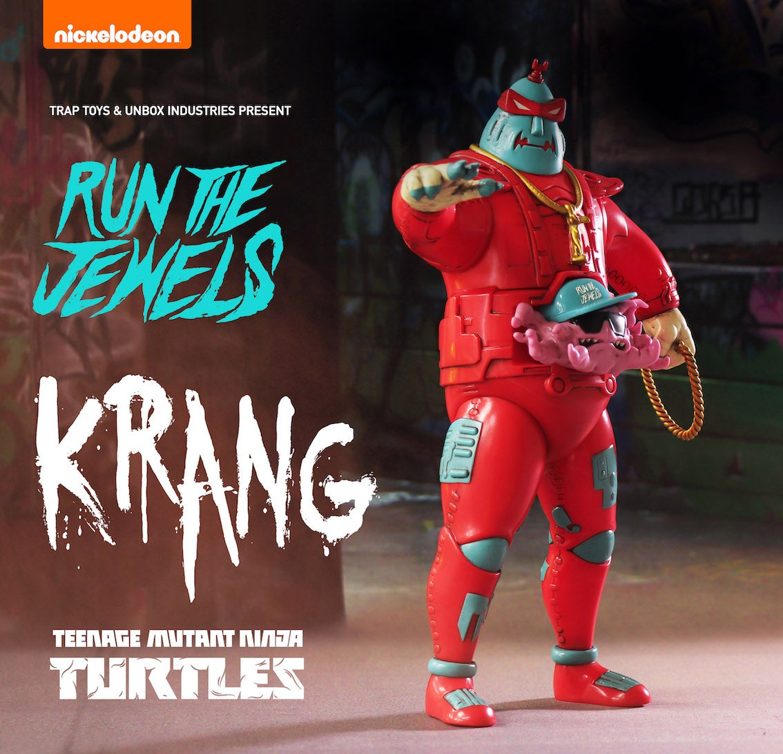 Image of RTJ KRANG LP2 LIMITED EDITION