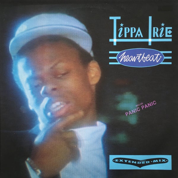 "Image of TIPPA IRIE - HEARTBEAT / PANIC PANIC 12"""