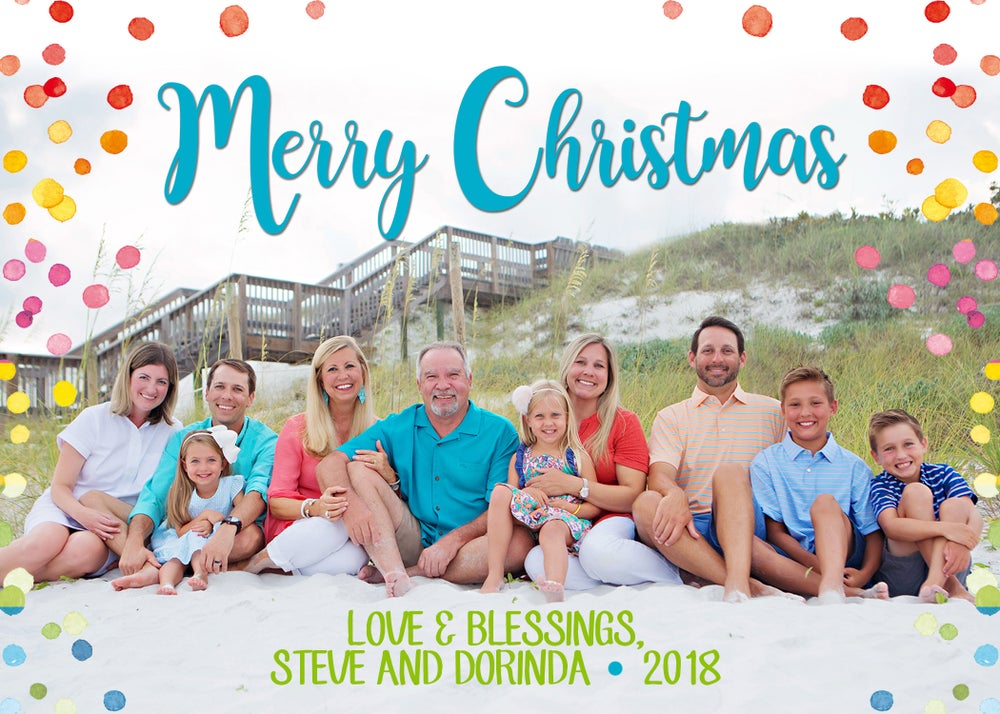 Image of Stedman Family Christmas Cards