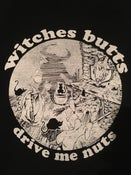 Image of Witches butts