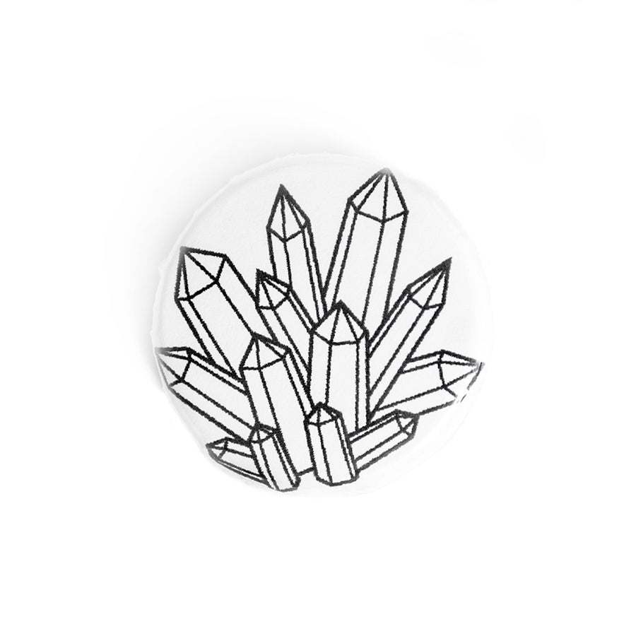 Image of Crystal Button