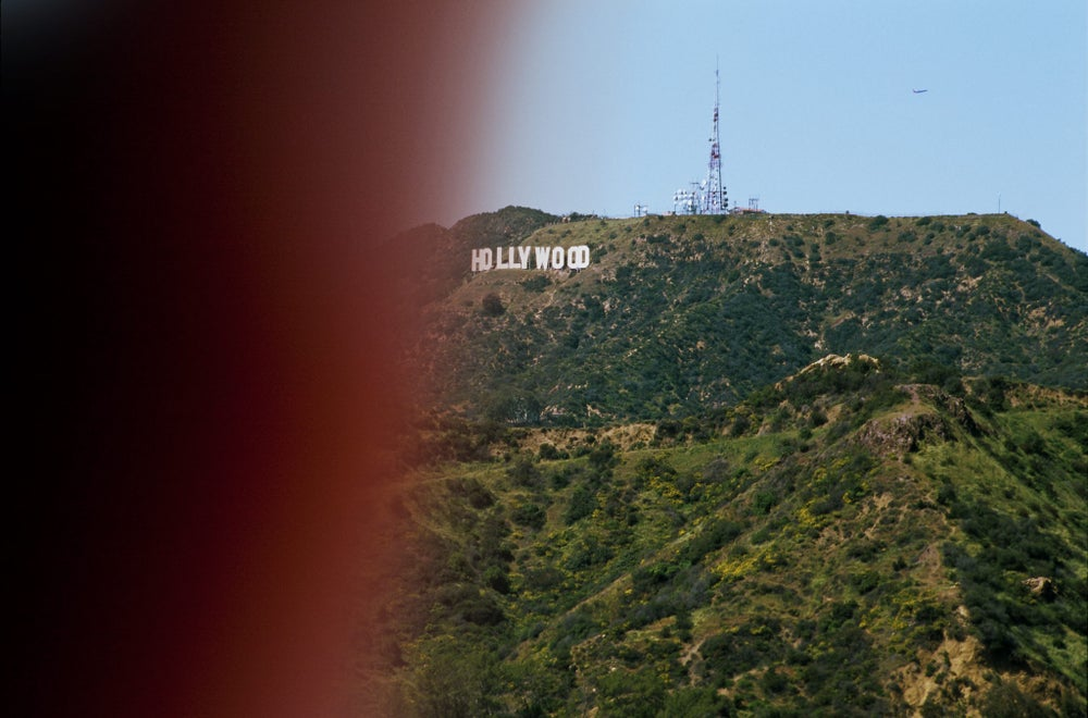 Image of Hollywood from the series Sightseeing