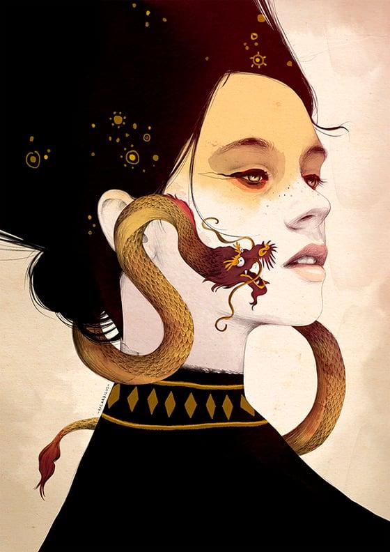Image of Dragón