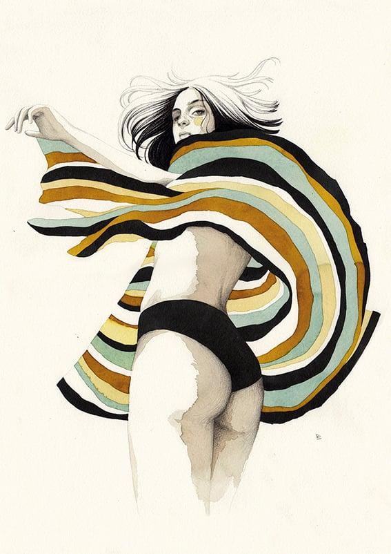 Image of Dancer I
