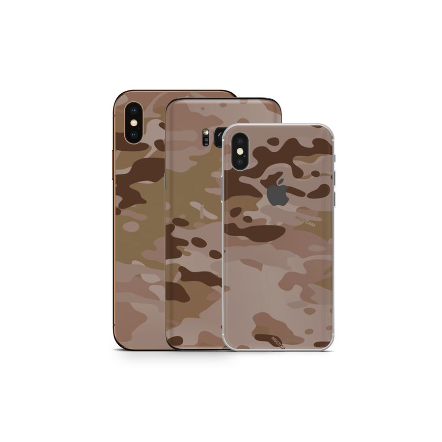Image of 3M Official Multicam Arid Limited Edition Skins