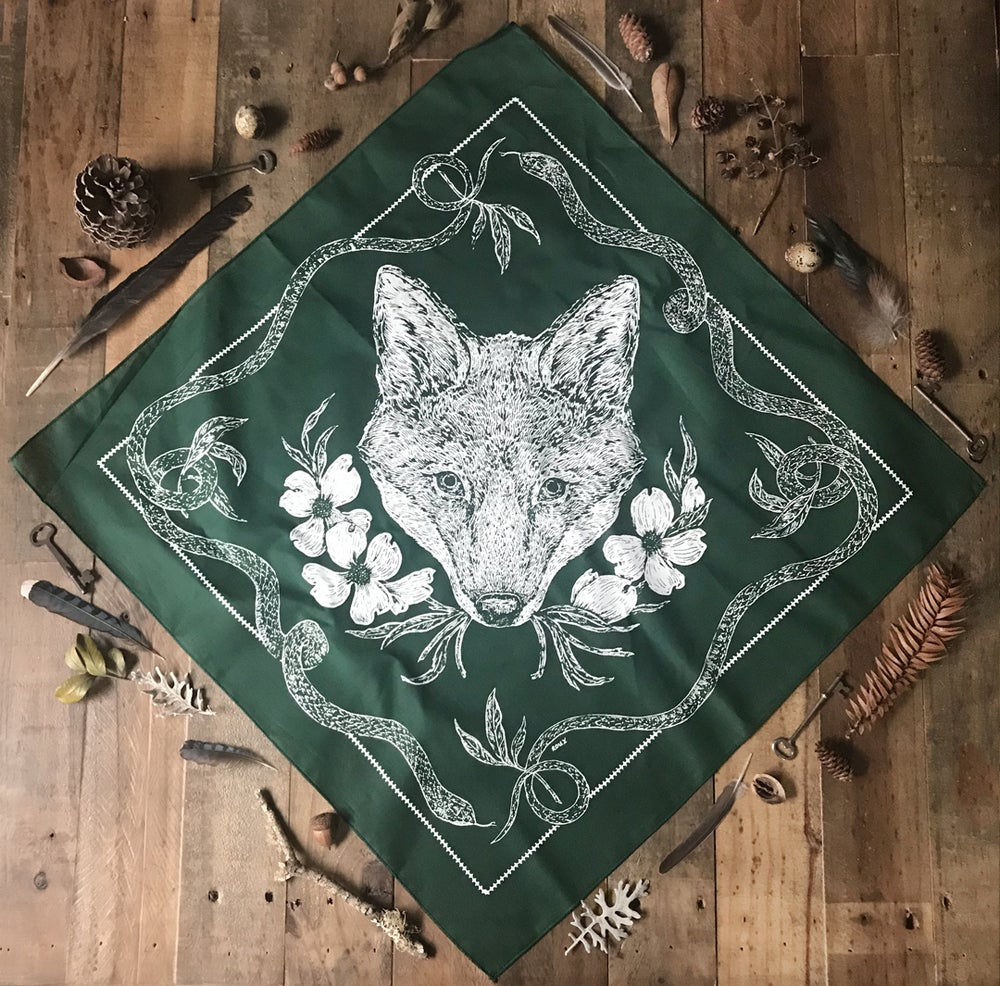 Image of Fox Bandana