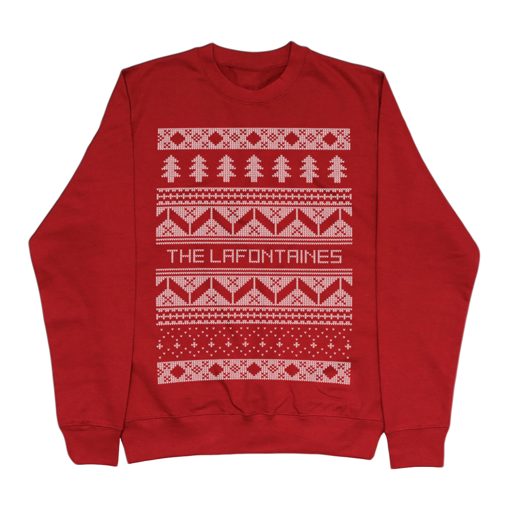 Image of Fontaine Christmas Jumper