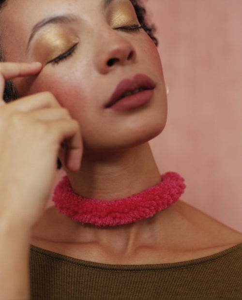 Image of Choosy Choker - Bubblegum