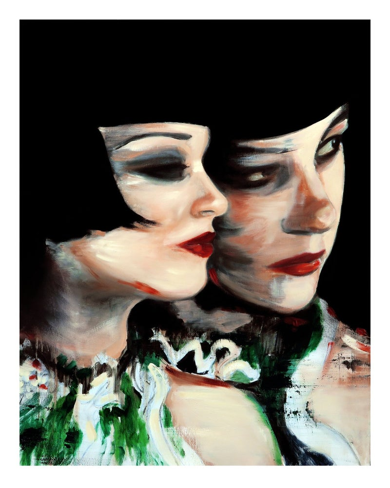 Image of THE STARLET Giclee Print