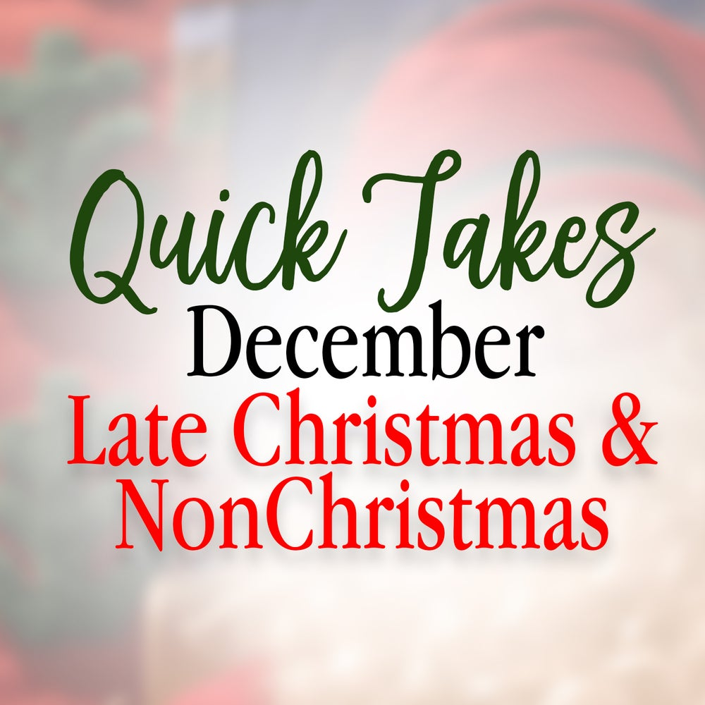 Image of InStudio Christmas Sets or Non-Christmas Quick Takes (Late Christmas)