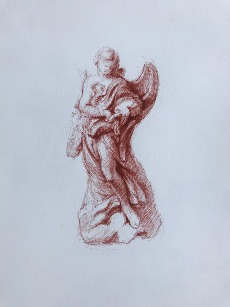 Image of Bernini's Angel