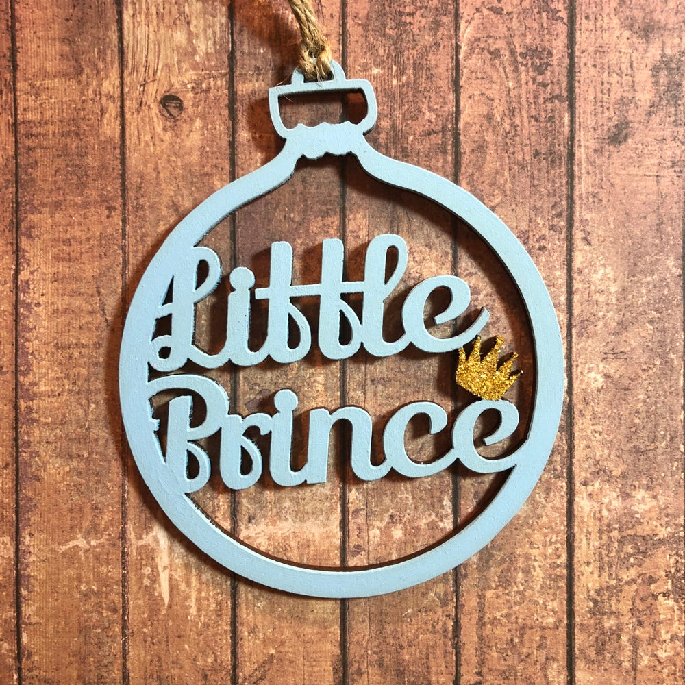 Image of Little Prince bauble