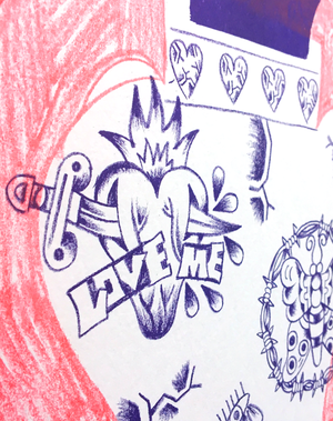 Image of Pack riso Love me + FTP