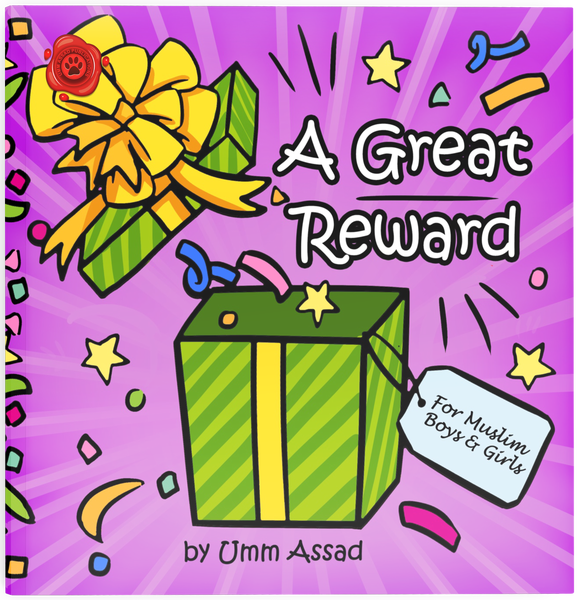 Image of A Great Reward