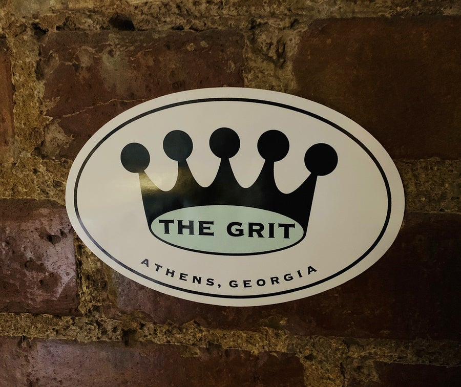 Image of Grit Sticker