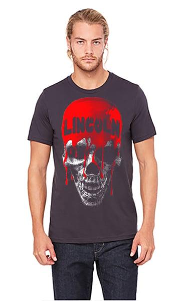 Image of Bleeding Skull Unisex T-Shirt