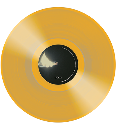 "Image of ""And Into Heaven Came The Night"" GOLD Vinyl + DIGITAL DOWNLOAD"