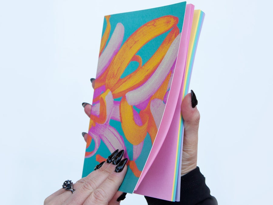 Image of Bananas in 3 Colors notebook