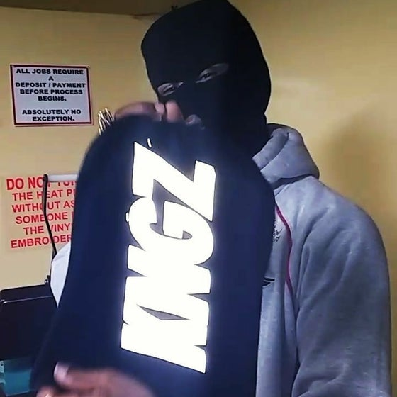Image of 3M REFLECTOR KNGZ KNTY SKI MASK