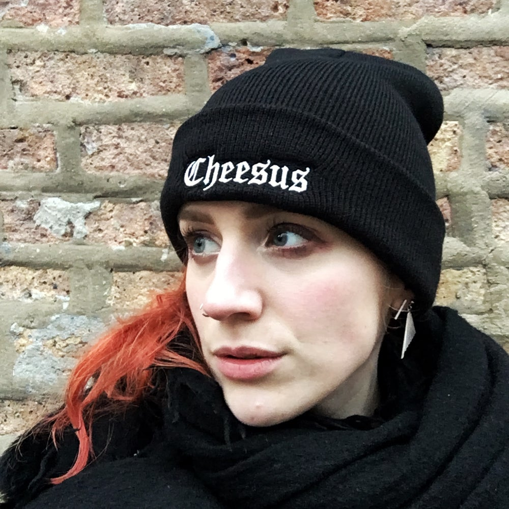 Image of The Cheesus Beanie