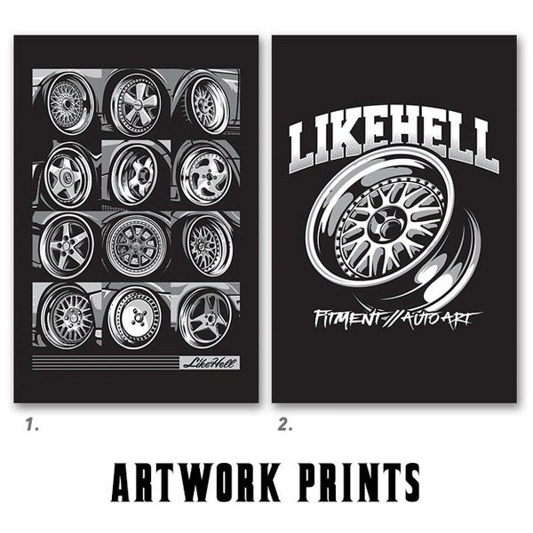 Image of Automotive Art Prints