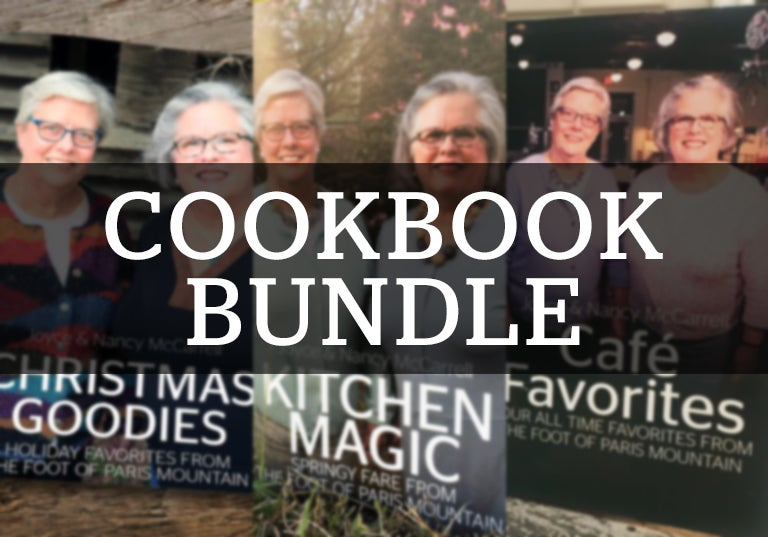 Image of Café Cookbook Bundle