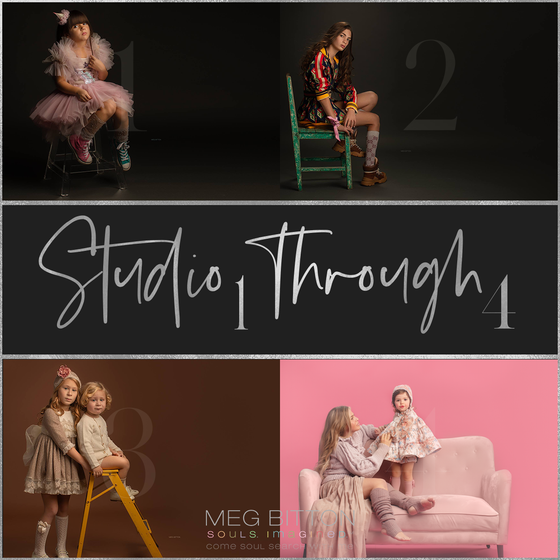 Image of Studio One through Four