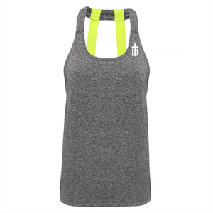 Image of STRAP SPORTS VEST - VARIOUS COLOURS