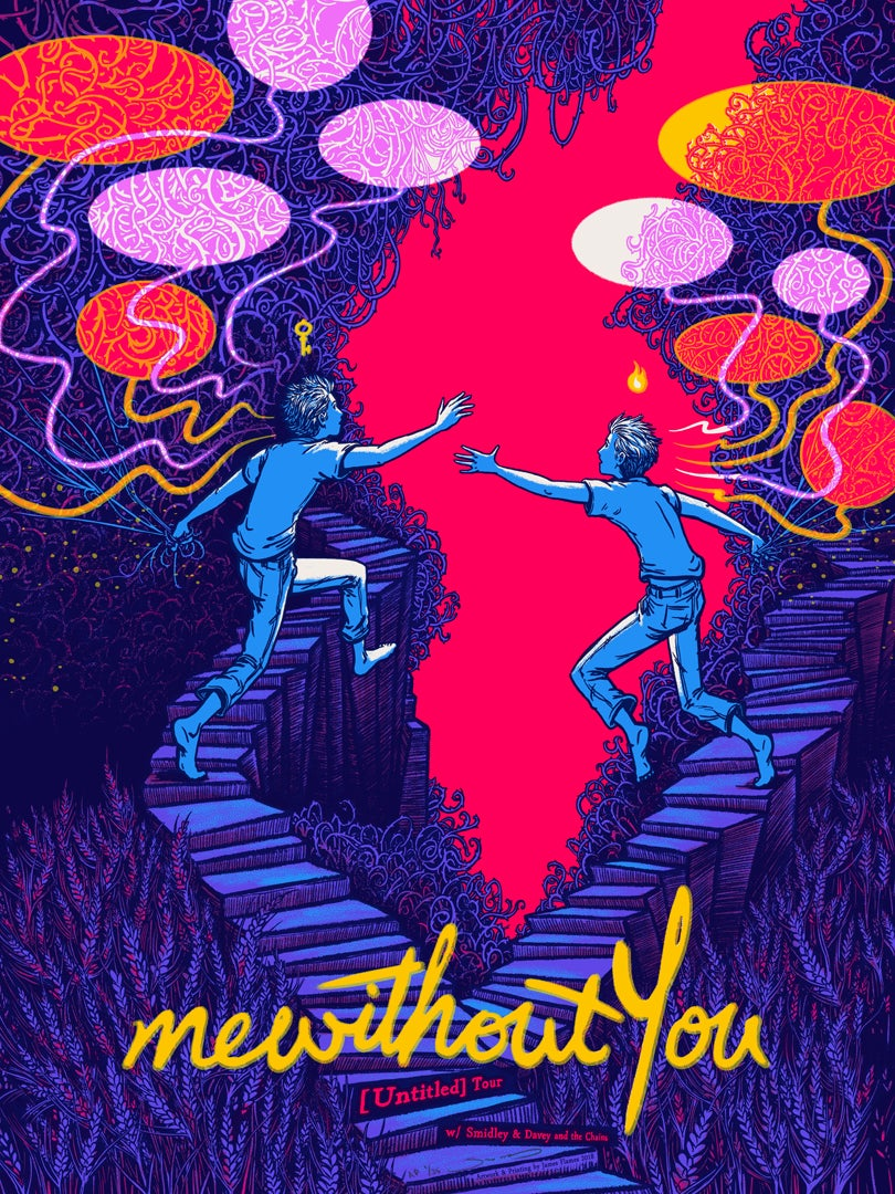 Image of mewithoutYou - Fall Tour 2018